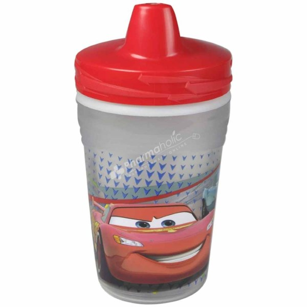 The First Years Disney Cars Insulated Sippy Cup 9m+