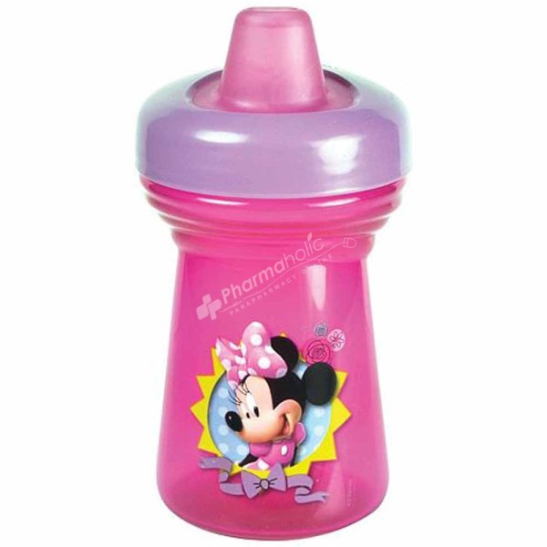 The First Years Disney Minnie Mouse Soft Spout Sippy Cup 9m+
