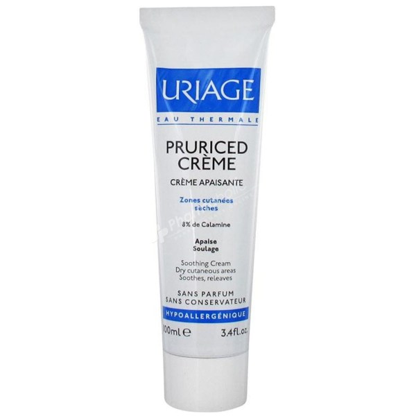 Uriage Pruriced Soothing Cream -100ml-