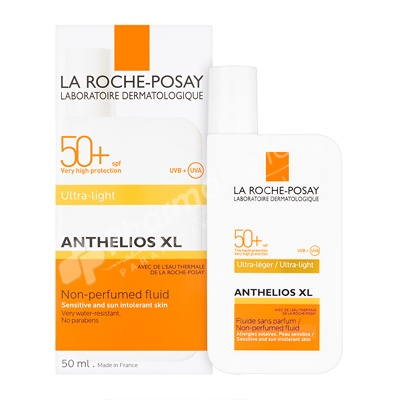 SPECIAL OFFER: La Roche-Posay Anthelios XL Face Ultra-Light Fluid SPF50+ -50ml-