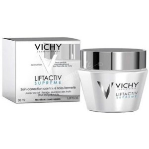 Vichy Liftactiv Supreme Day Cream For Dry Skin 50ml