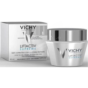 Vichy Liftactiv Supreme Day Cream for Normal to Combination Skin 50ml
