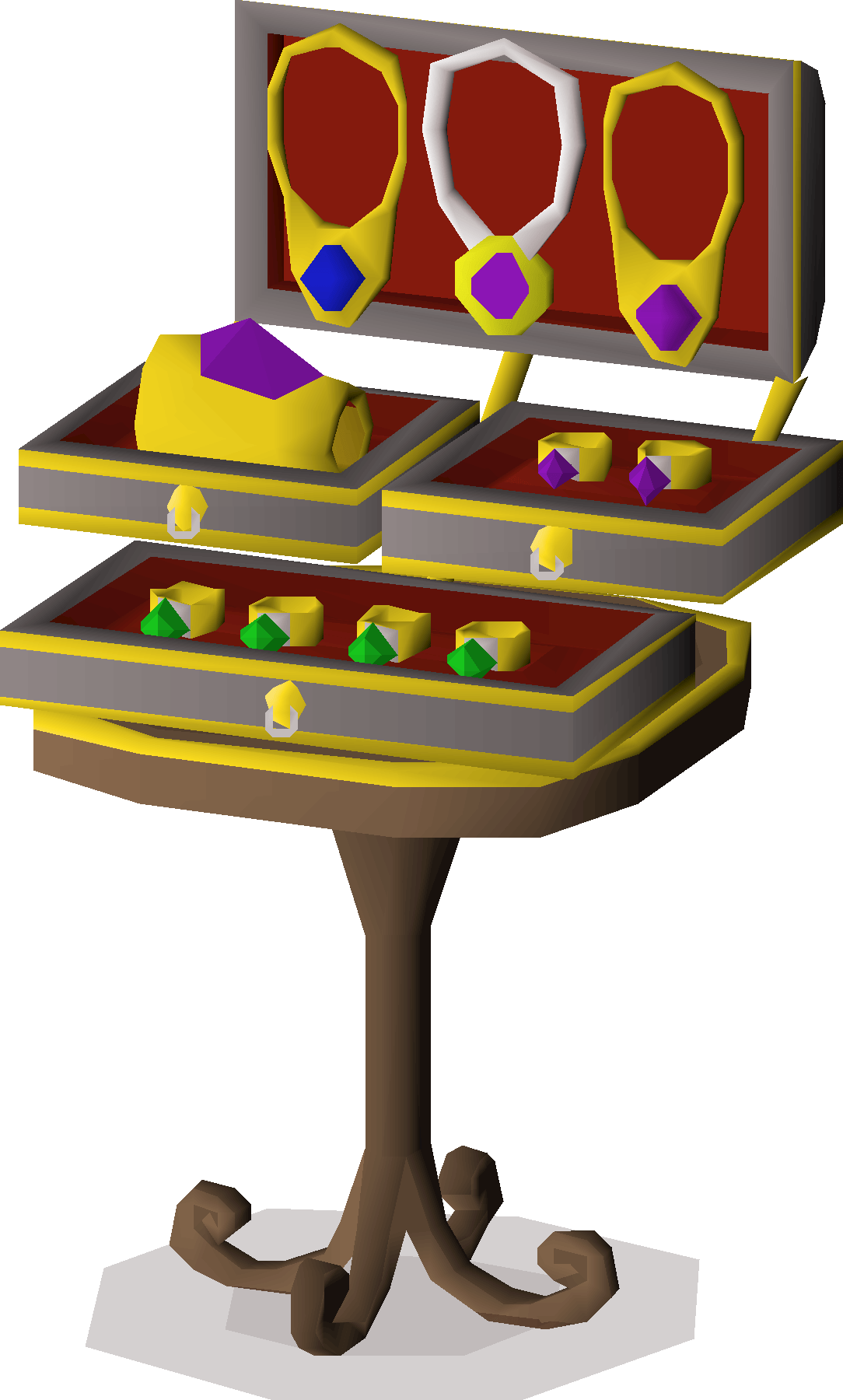 Ornate Jewellery Box Osrs Wiki