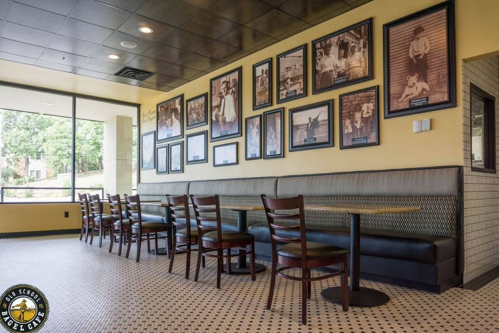 More Dining Room - Old School Bagel - South Tulsa (6805 S Yale Ave Tulsa, OK 74133)