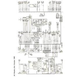 GT Post 1969 Wiring Diagram