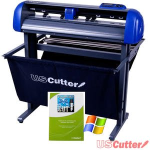 USCutter TITAN 28 inch Vinyl Cutter with Stand
