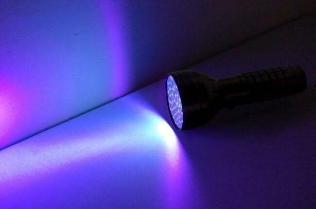 Best UV Flashlight