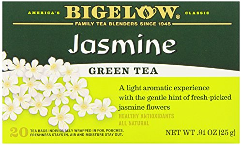 Bigelow Green Tea with Jasmine 20 Bags