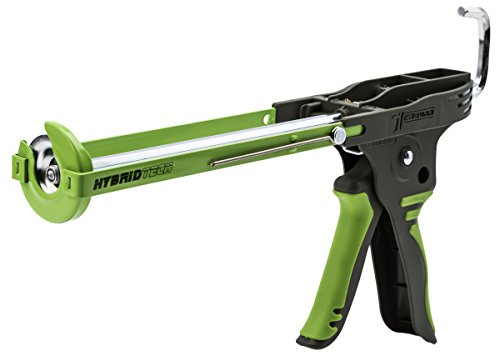 Newborn 212-HTD Drip-Free Caulk Gun, HybridTech Series Model