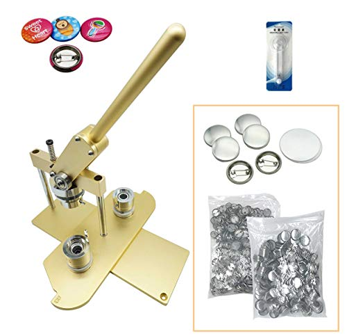 """ChiButtons (KIT) 25MM(1"""") BADGE MACHINE BUTTON MAKER"""