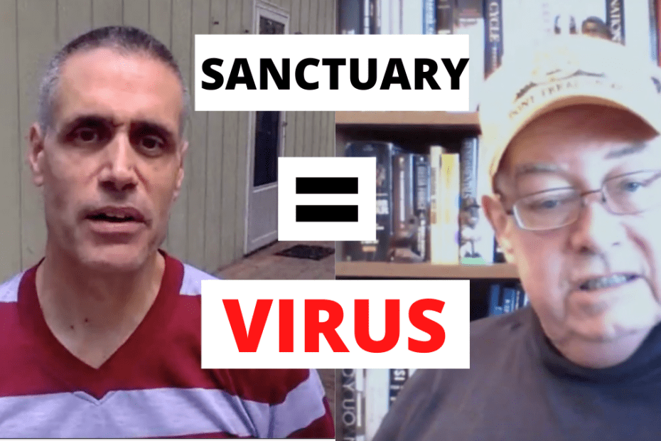 Sanctuary equals virus
