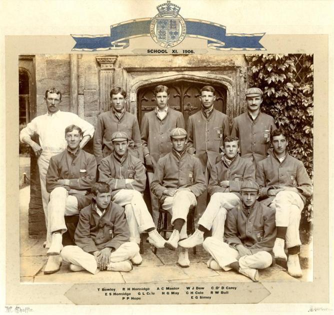1906 1st XI