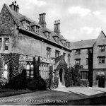 1900, Headmasters House