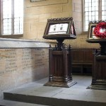 Books of Remembrance & AnteChapel