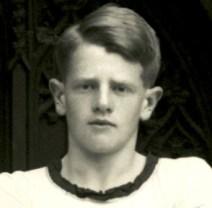 Chris Chataway, 1947