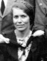 Kathleen Cundy (Divinity teacher 1941-1943)