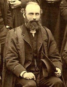 Rev. EM Young, Headmaster 1878-1892