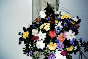 MillHill - Mill-Hill-1980-03-St-Michaels-Flower-Festival.jpg
