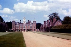 Norfolk - Norfolk-1968-04-Brickling-Hall-House-Front.jpg