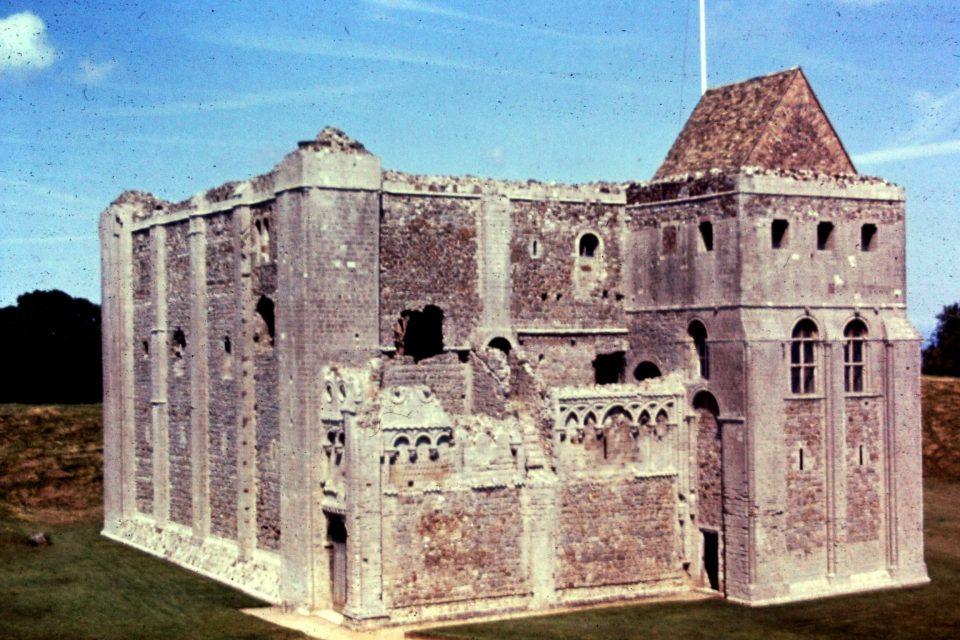 Norfolk - Norfolk-1968-06-Castle-Rising.jpg