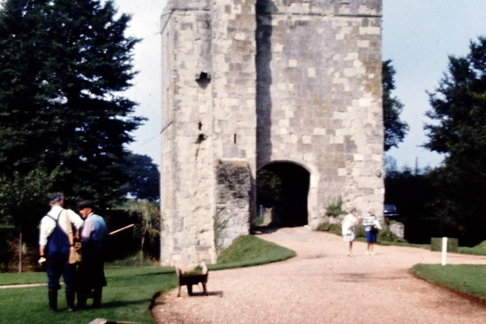 Sussex - Sussex-1970-01-Michelham-Priory.jpg