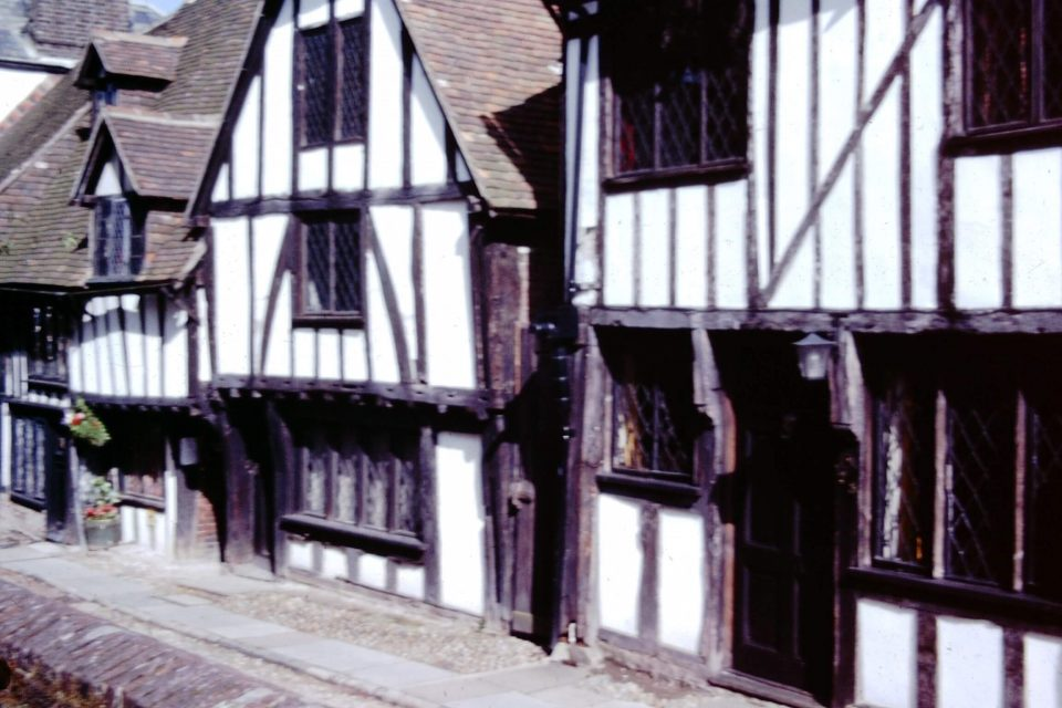 Sussex - Sussex-July-1978-03-Mermaid-Street-Rye.jpg