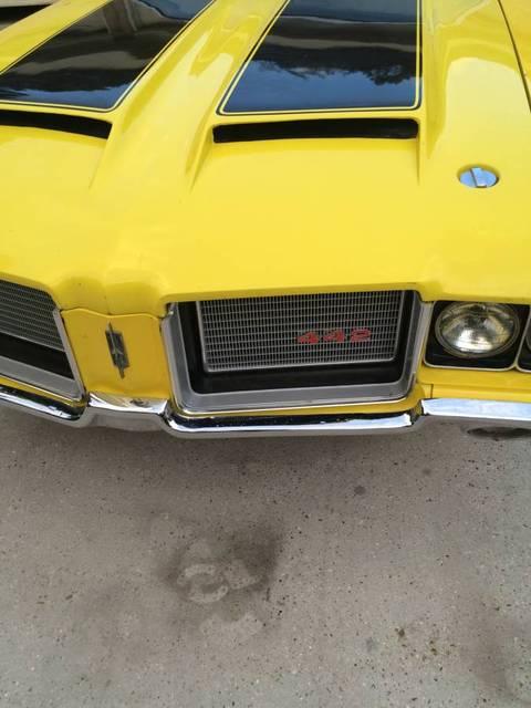 1972 442 : Speed, Cutlass, Convertible, (Conroe,, OldsmobileCENTRAL.com