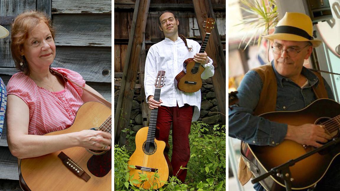 Strum into Spring: Acoustic Guitar Workshop