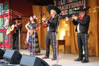 Fiesta Del Norte bring some Mexican flavor to the 2017 Festival.