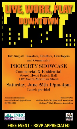 Old Southside Property Showcase Invitation