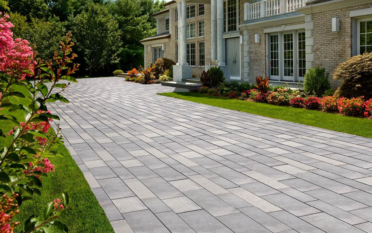 why concrete pavers are better for