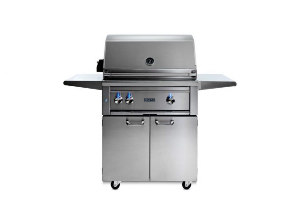 Lynx 30 Professional Freestanding Grill With 1 Trident