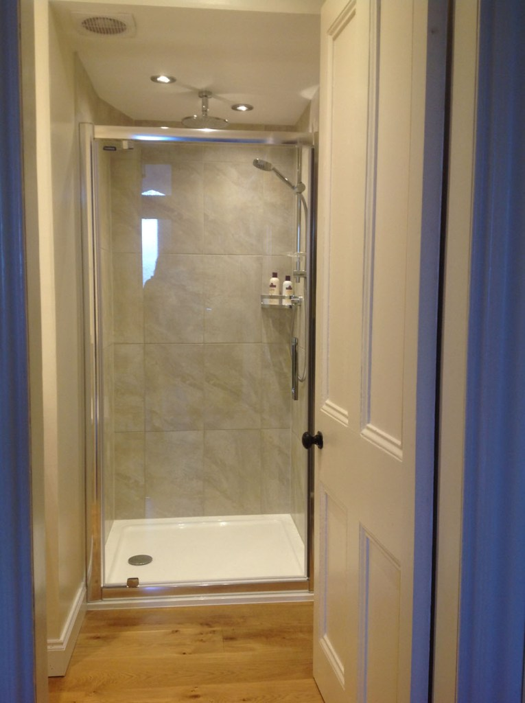 Large Shower, Old St. Michaels