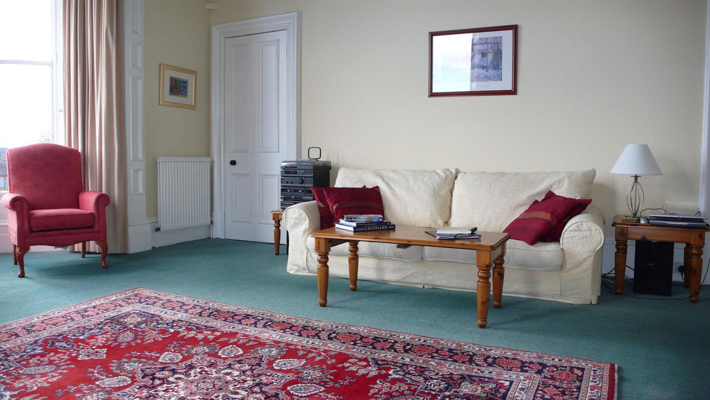 Living Room, Big Sofa, Old St. Michaels