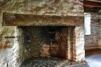 Old Stone Fireplaces: The Heart of the Home | Old Stone Houses