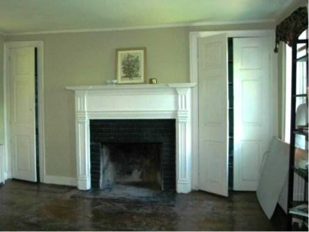 Woodbryne Aldie Virginia fireplace
