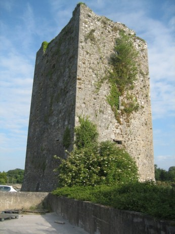 Old stone castle for sale in Ireland, Irish, Belvelly Castle in County Cork, 13th century