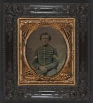 Unidentified New Jersey Soldier Civil War