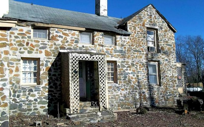 Havre de Grace, Maryland, old stone houses, old stone homes, historic preservation, fixer upper for sale, masonry