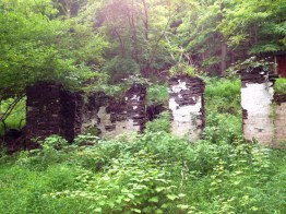 Marshal Family Property, Erwinna, Pennsylvania, old stone home for sale, old stone houses for sale, stone ruins, old stone barns, Delaware River, Delaware Canal
