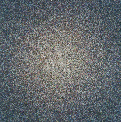 Unified Field, 1980, Oil on Canvas, 30 X 30, Alexandre Gallery