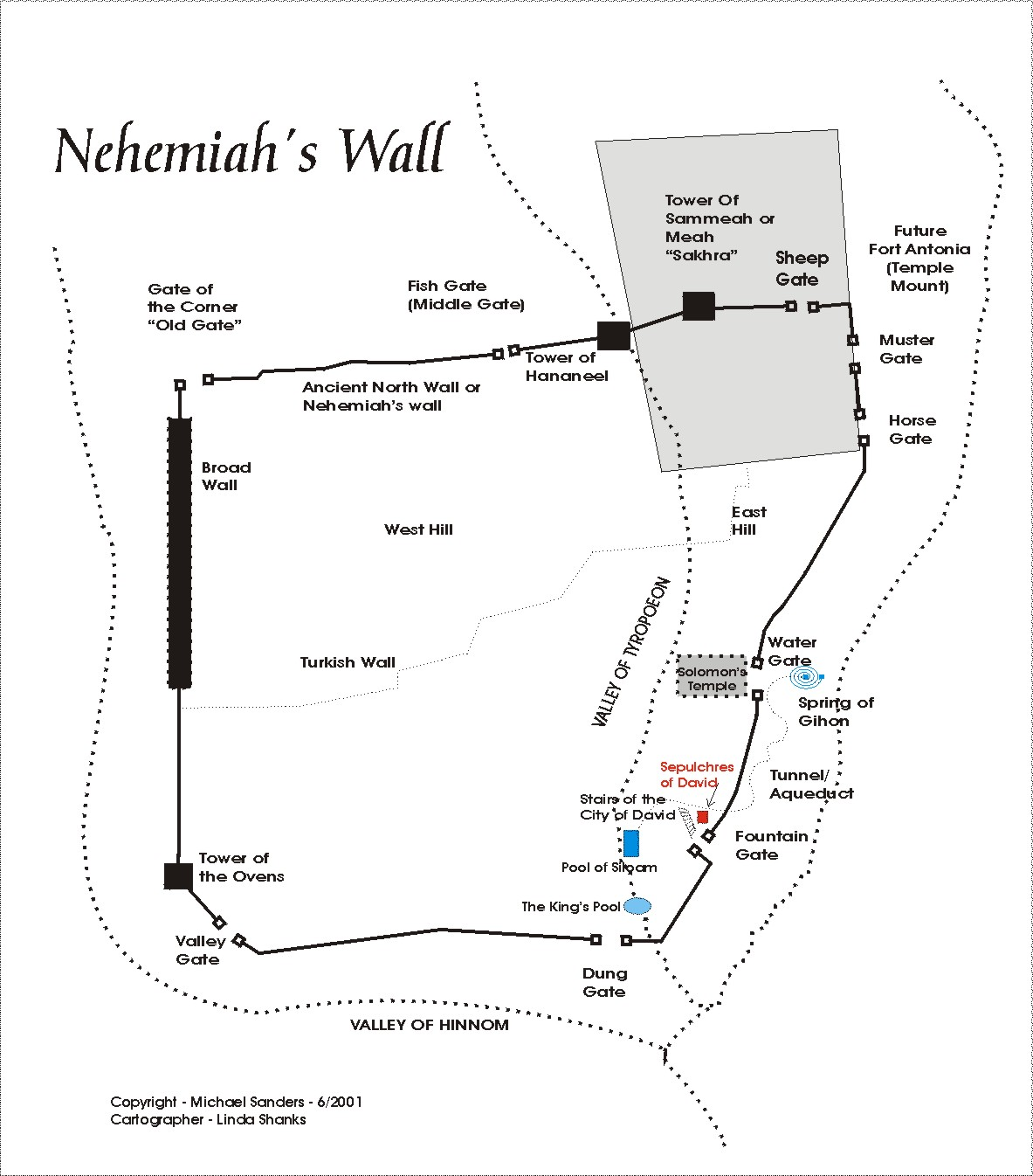 Lesson 10 Nehemiah
