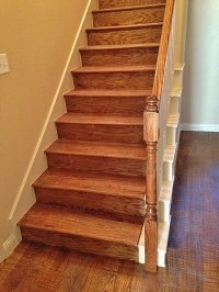 Stairs | Old Texas Wood