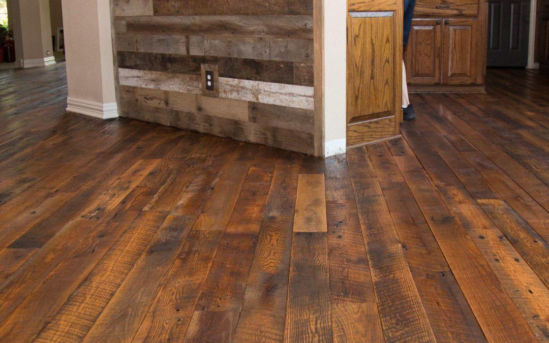 Flooring Old Texas Wood