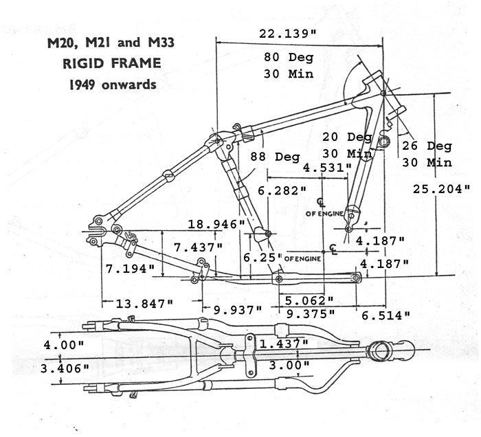 triumph t100 wiring diagram ford focus 2005 stereo tech oldthumpers 1949 onwards