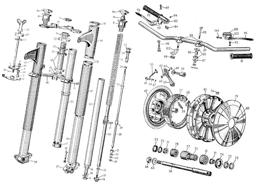 Wiring Diagram For Bmw R75 6 Bmw K75 Wiring Diagram Wiring