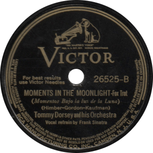 Moments in the Moonlight, recorded