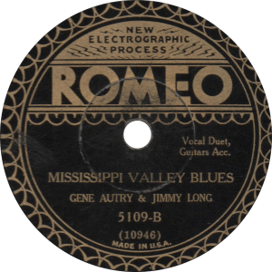 Mississippi Valley Blues