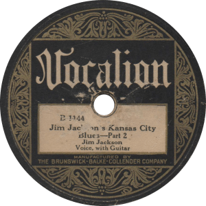 Jim Jackson's Kansas City Blues - Part 2