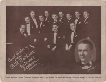 Bill Carlsen and his Orchestra
